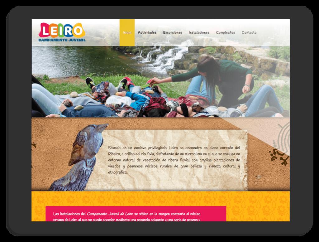web-campamento-juvenil-leiro