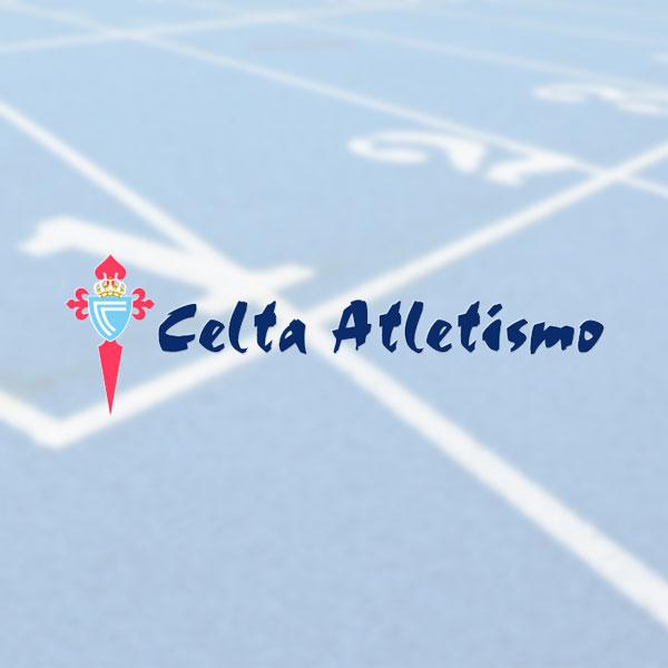 Deseño web Celta Atletismo