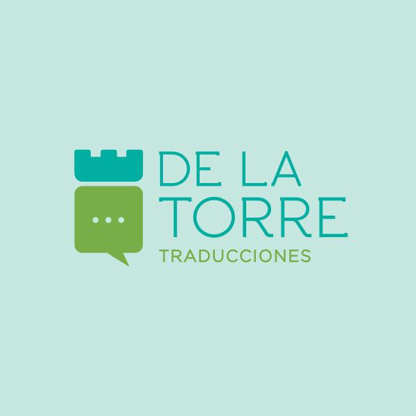 Deseño web De la Torre Traducciones