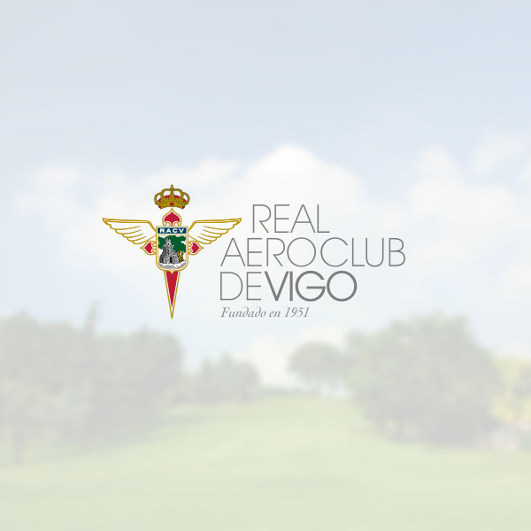 Cartelería torneos golf Real Aero Club de Vigo
