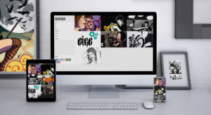 Deseño web Davida