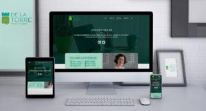 Deseño web e gráfico de la torre traducciones