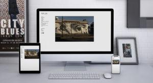 deseño web jorge lens