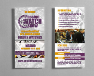 flyer passion watch show